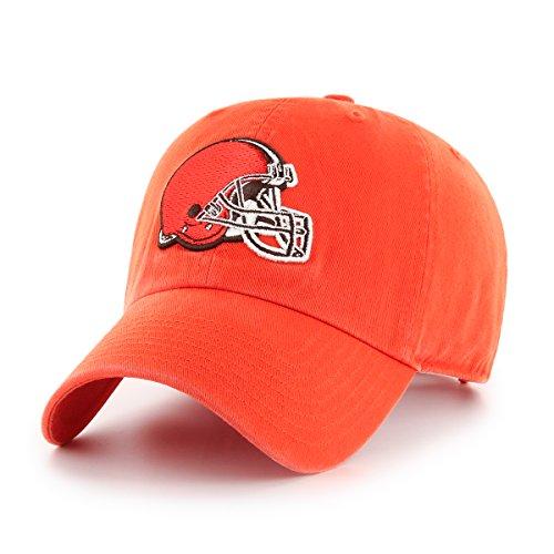 NFL Cleveland Browns OTS Challenger Adjustable Hat, Thunder, One (Cleveland Browns Cap)