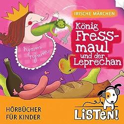 Irische Märchen. König Fressmaul und der Leprechan