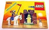 Lego Black Monarch's Ghost 6034