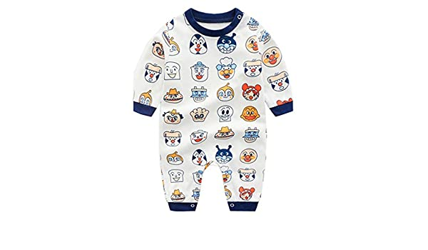 YSKHDBC Octopus Long Sleeve Infant Baby Girl Clothes Onesies Bodysuit Romper Jumpsuit Unisex