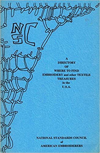 Download A directory of where to find embroidery and other textile treasures in the U.S.A. PDF, azw (Kindle)