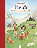 Heidi: Arena Bilderbuch-Klassiker inkl. Audio-CD