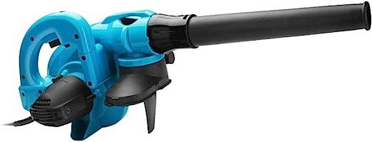 Soplador PortáTil Aspirador De Coches Soplado y SuccióN 2 Usos Limpieza Fuerte Ceniza Hogar Hogar FáBrica Industrial Azul: Amazon.es: Hogar