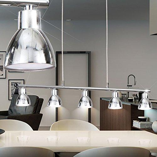 25W SMD LED Wohnzimmer Pendelleuchte Esszimmer Küche Hängeleuchte Hängelampe  Esto 9760015 5: Amazon.de: Beleuchtung