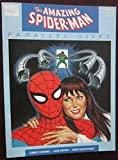 img - for Marvel Graphic Novel #46 The Amazing Spider-Man: Parallel Lives book / textbook / text book