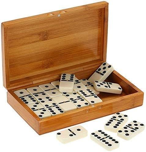 PuuuK Ajedrez Damas Y Backgammon Juegos de Mesa Domino Domino Juguetes Divertidos Viajes Mesa de Juegos Infantiles para Niños Juguetes Educativos para Los Regalos de Los Niños: Amazon.es: Hogar