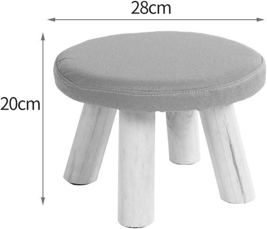 Sofa kruk Comfortabele Huishoudelijke Katoen En Linnen Kruk Eenvoudige Creatieve Slaapkamer Woonkamer Bank Luie Schoenen praktisch E