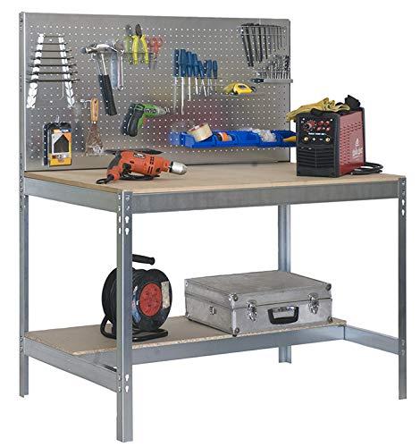 Simonrack BT-2 900 Kit Shelf, Galvanized/Wood