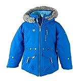 Obermeyer Kids Baby Girl's Taiya Jacket (Toddler/Little Kids/Big Kids) Stellar Blue 8