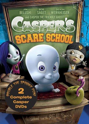 Casper Halloween 2 Pack Dvd (Halloween Movies For Kids Casper)