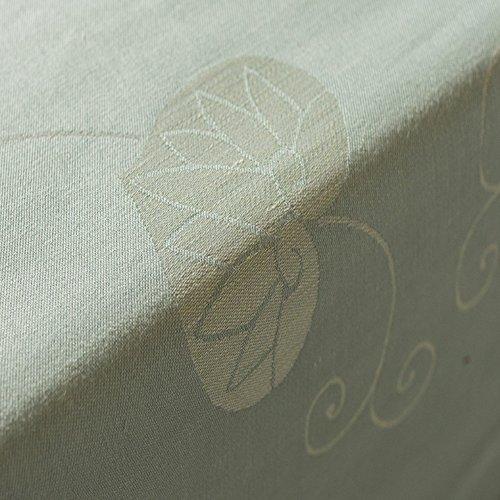 autorizzazione ufficiale ADONIE – Tovaglia Modello Athenea, 50% lino lino lino 25% cotone 25% Poliestere, Lavabile in Lavatrice (140  250) Blu Scuro  incredibili sconti