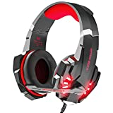 [Newer Version]VersionTech G9000 LED Surround Gaming Headphones Bass - Best Reviews Guide
