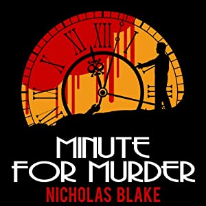 Minute for Murder Audiobook