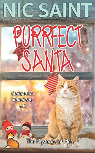 Download Purrfect Santa (Mysteries of Max Short) (Volume 1) pdf