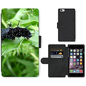Hot Style Cell Phone Card Slot PU Leather Wallet Case // M99999193 Caterpillar // Apple iPhone 6 4.7""