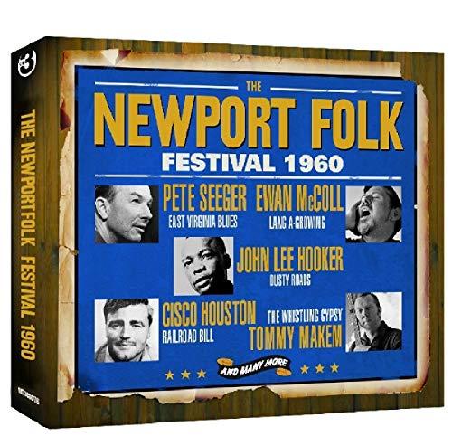 Top 6 best newport folk festival 1960