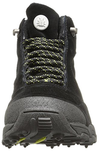 Icebug Mens Helsinki BUGrip Studded Traction All-Season Boot Black XYcmQcQM
