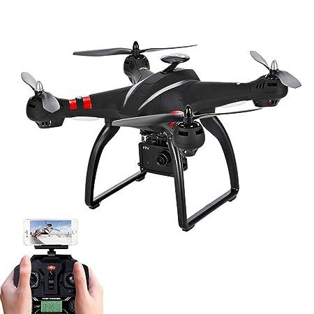 Xiansian88 FPV Drone, 1080P HD cámara Drone, un botón de Retorno ...
