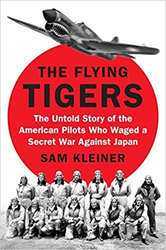 [By Sam Kleiner ] The Flying Tigers (Hardcover)【2018】 by Sam Kleiner (Author) ()