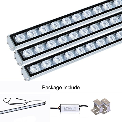 LED Grow Light, 108W Waterproof growing light bar with UV/IR/Red/Blue Spectrum for Garden Greenhouse Hydroponic Indoor Plants Growing by Lightimetunnel by Lightimetunnel (Image #2)