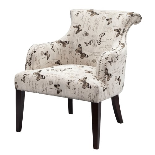 Madison Park Alexis Rollback Accent Chair Multi See Below ()
