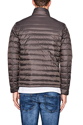 Grey Men's Jacket Grey 030 ESPRIT w1Tpg00q