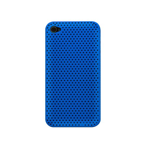 KATINKAS Hard Cover Air blau für Apple iPhone 4/4S