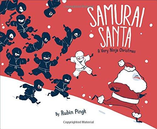 Samurai Santa: A Very Ninja Christmas (Samurai Holiday) ()