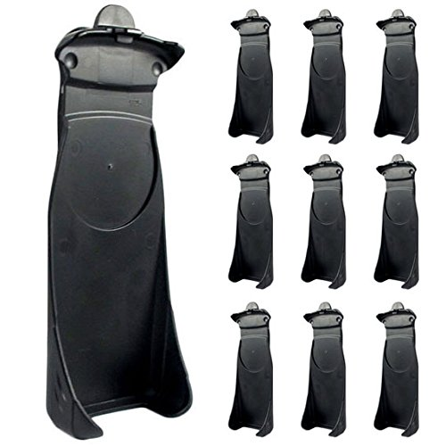 (10 Pack) Cisco 7925 Plastic Holster with Swivel Belt Clip: CP-HOLSTER-7925G by Artisan Power