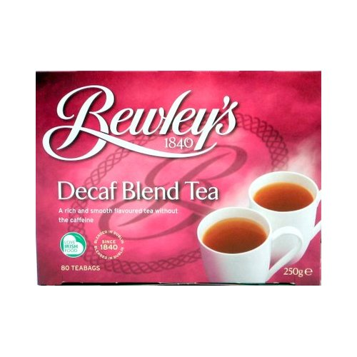 Bewley's Irish Decaf Blend Tea - 80 Bags (8.8 ounce) ()