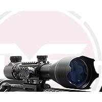 SUS MONUMENTOS 4-16x50 Alcance del rifle con Táctico