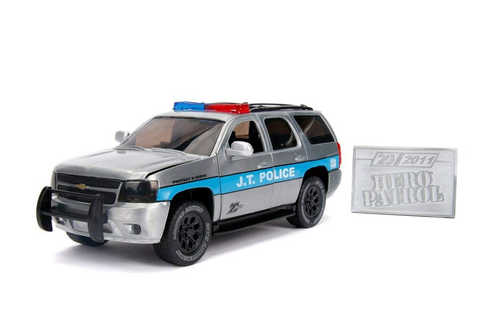 2010 Chevrolet Tahoe >> Amazon Com 2010 Chevy Tahoe With Diecast Mosaic Tile J T