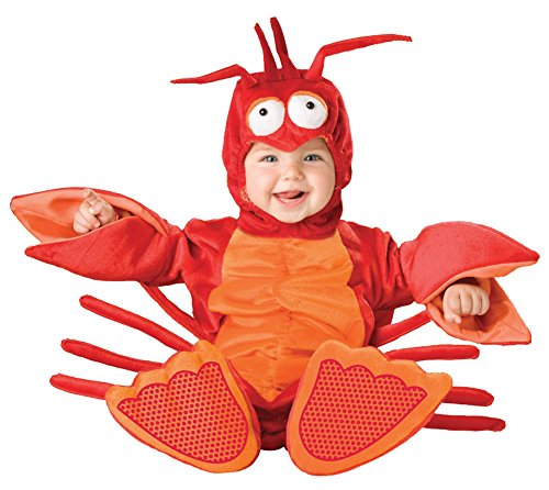 Lil L (Lil Lobster Toddler Costumes)
