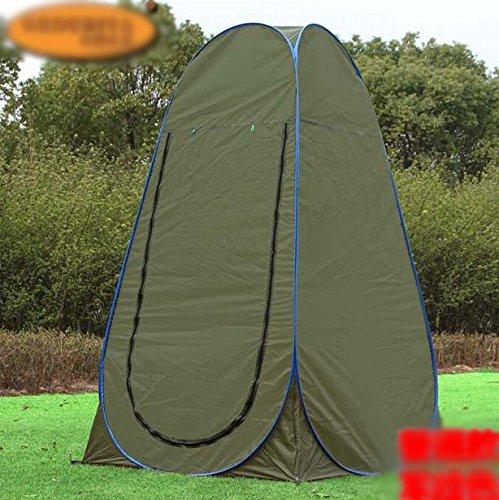 ミキサー征服者バルコニーレジャー用品 ポータブル 更衣室 簡単設置 テント