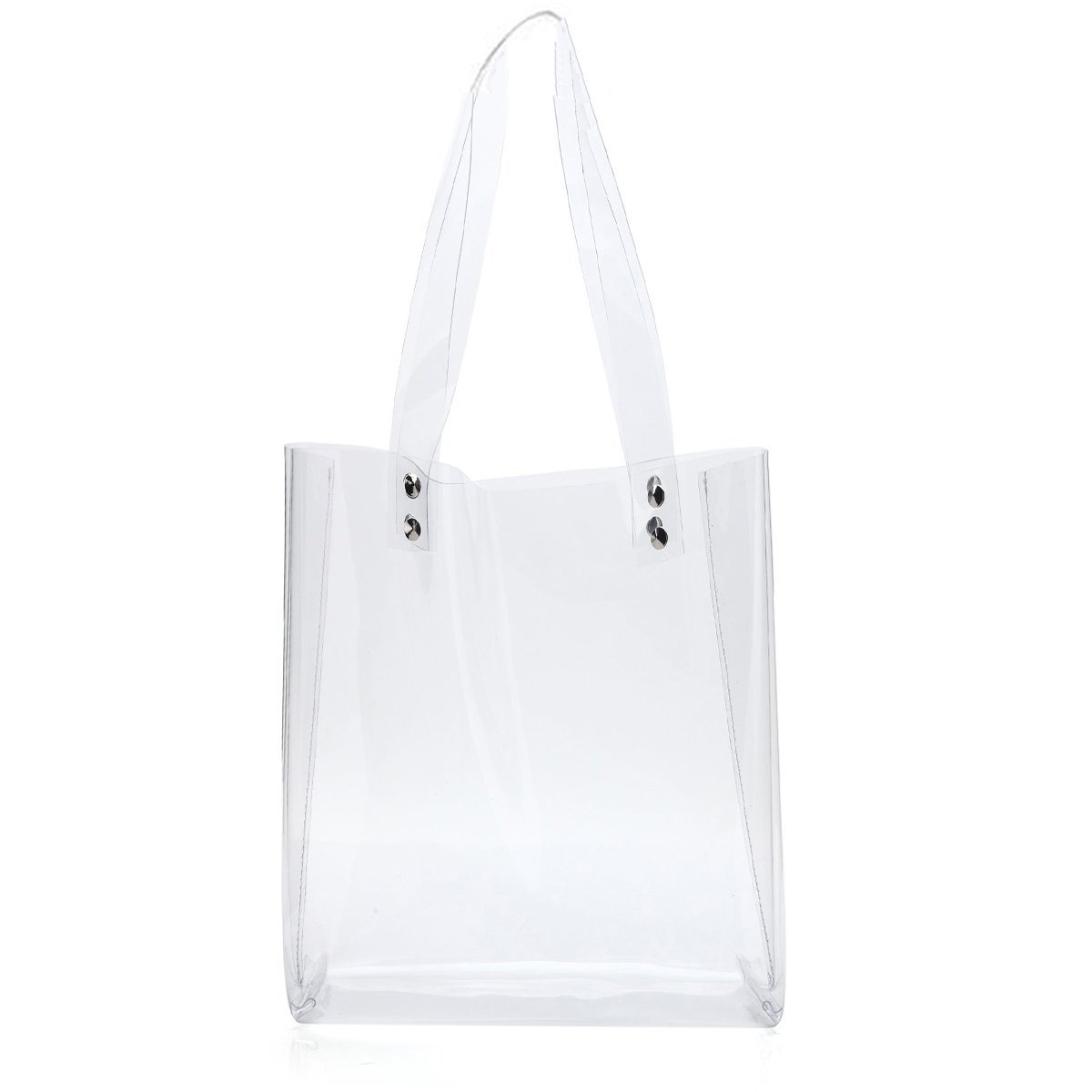 Amazon.com: Women Clear Tote Bags for Work Stadium Approved ...