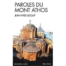 Paroles du Mont Athos - Nº 94
