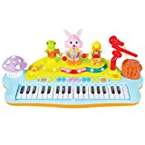 Best-Choice-Products-Kids-Musical-Electronic-Keyboard-Piano-Organ-Microphone