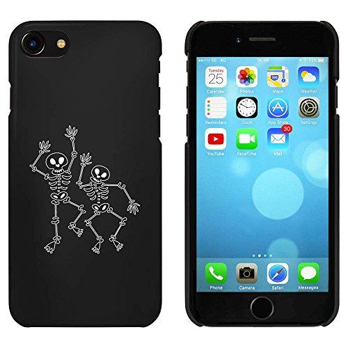 Noir 'Squelettes de Danse' étui / housse pour iPhone 7 (MC00074361)