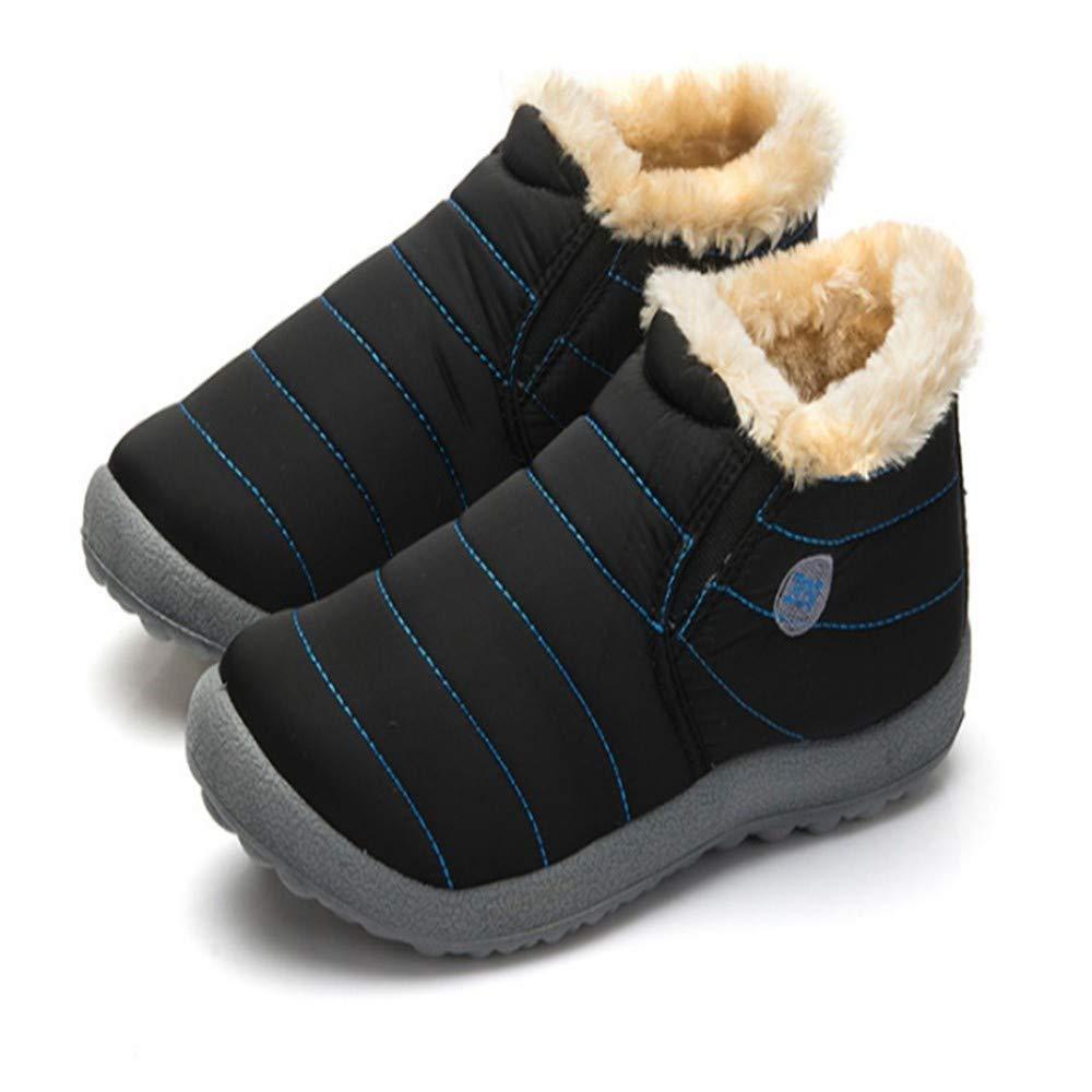 FMWLST Stiefel Frauen Stiefel Schneeschuhe Rutschfeste Leichte Frauen Stiefeletten Winter Warme Anti-Horizontale Stiefel Frauen 260ac5