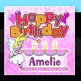 Happy Birthday Amelie by The Birthday Bunch (2011-01-14)