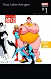 img - for GREAT LAKES AVENGERS #1 SCOTT HIP HOP VAR NOW MARVEL COMICS book / textbook / text book