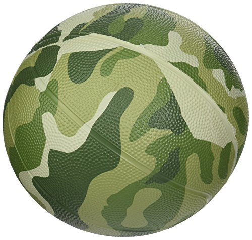 Camouflage Mini Basketball by Rhode Island Novelty
