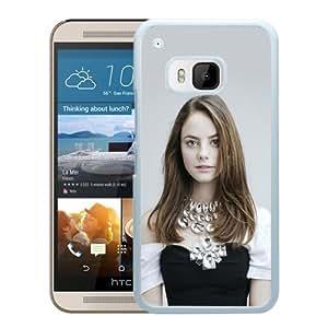 Kaya Scodelario (2) Durable High Quality HTC ONE M9 Phone Case