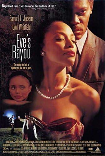 (27×40) Eve's Bayou Movie Samuel L Jackson Lynn Whitfield Original Poster Print