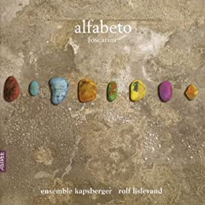 Alfabeto by Foscarini, G.P. (2002) Audio CD - Amazon.com Music