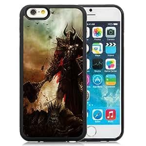 New Personalized Custom Designed For iPhone 6 4.7 Inch TPU Phone Case For Crusader Diablo III Reaper of Souls Phone Case Cover wangjiang maoyi