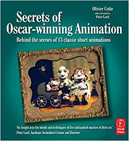 Secrets of Oscar-winning Animation: Behind the scenes of 13 classic short animations
