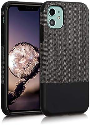 kwmobile Funda Compatible con Apple iPhone 11: Amazon.es: Electrónica