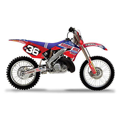 2001 Cr 250 - 6