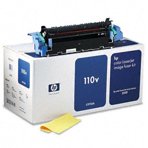 Volt Kit Image Fuser 110 (HP C9735A Image Fuser Kit, for 5500 Series, 110V, 150000 Page Yield)